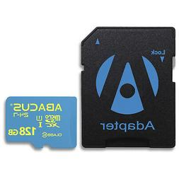 128GB Ultra High Speed  microSD Memory Card for Cell Phones
