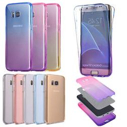 360 FULL Coverage Screen Protector Case Cover for Samsung Ga