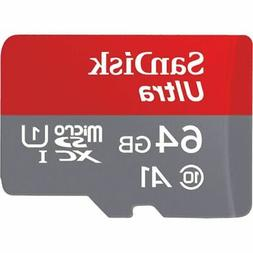 64GB Micro SD Memory Card For Samsung Galaxy S7,S8,S9,S10,S2