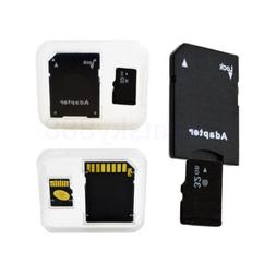 32GB Micro SD TF Memory Card +Adapter For Samsung Galaxy S5