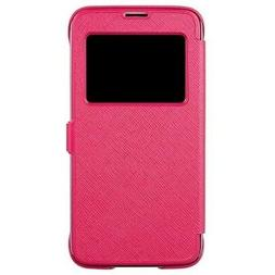 Anymode View Flip Jewel Saffiano Case Cover For Samsung Gala