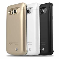 Backup Battery Charger Case Power Bank for Samsung Galaxy No