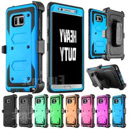 Belt Clip Heavy Duty Holster Defend Case for Samsung Galaxy
