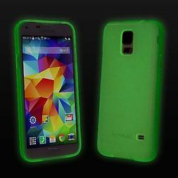BoxWave Luminous Slim TPU Cover, Glow in the Dark Case - Sam