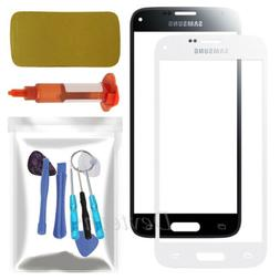 For Samsung Galaxy S5 Front Screen Glass Lens Replacement Pa