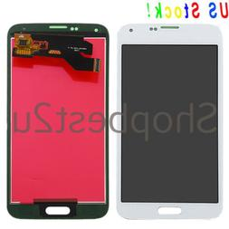 For Samsung Galaxy S5 I9600 G900 LCD Display Digitizer Repla