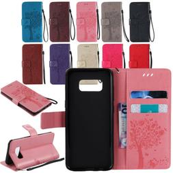 For Samsung Galaxy S5 Protective Phone Case Wallet Leather W