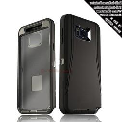 For Samsung Galaxy S5,S6,S7,Note 5 4 3 Case + Clip fits Otte