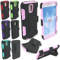 For Samsung Galaxy S5 i9600 G900 Future Impact Hybrid Stand