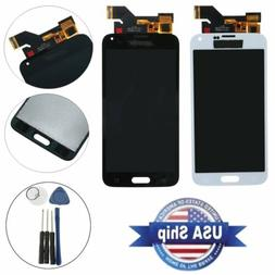 For Samsung Galaxy S5 i9600 G900 G900F G900T LCD Touch Scree