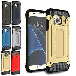 For Samsung Galaxy S8 Plus S7 S6 Edge Note 5 J7 Shockproof R