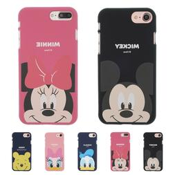 DISNEY Matte Jelly Cover Galaxy S20 S9 S8 Note9 iPhone XS Ma