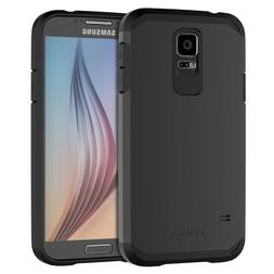 JETech Samsung Galaxy S5 Case 2-Layer Shock-Absorption Cover