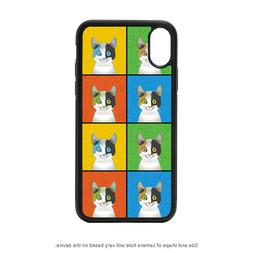 Japanese Bobtail Cat Case for iPhone SE 11 X XR XS Pro Max 8