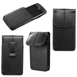 Luxury PU Leather Phone Protector Pouch Carrying Case Sleeve