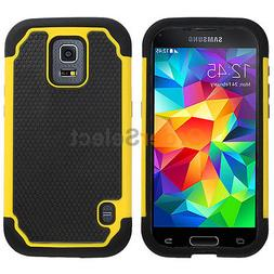 NEW Hybrid Rubber Hard Case for Android Phone Samsung Galaxy