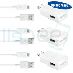 NEW OEM Samsung Fast Charger Galaxy S4 S5 S6 S7 Edge Note 4