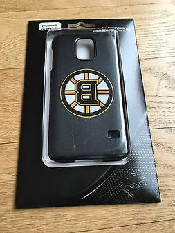 New Coveroo Boston Bruins NHL Black Case Cover & LCD Protect