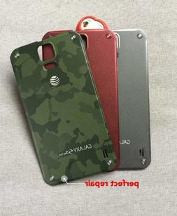 OEM Rear Battery Back Door Cover For Samsung Galaxy S5 Activ