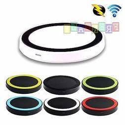 QI Wireless Battery Charger Charging Pad for Samsung Galaxy