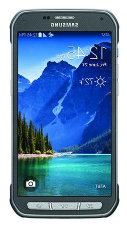 Samsung - Galaxy S 5 Active 4g Cell Phone - Titanium Gray