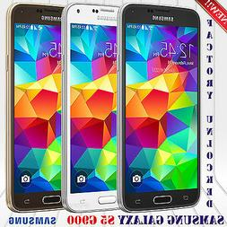 Samsung Galaxy S5 SM-G900V 16GB Verizon AT&T T-Mobile GSM UN