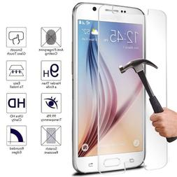Premium Tempered Glass Screen Protectors for Samsung Galaxy