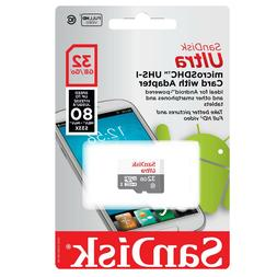 SanDisk 32GB 32G Ultra Micro SD HC Class 10 TF Flash SDHC Me