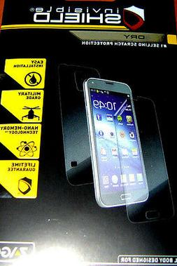 Zagg InvisibleShield Dry Screen Protector for Samsung Galaxy