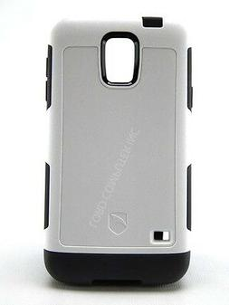 Zagg Invisibleshield Arsenal Case For Galaxy S5 Extreme - Wh