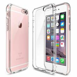 For Apple iPhone 7 Plus Case Silicone Clear Cover Bumper Rub