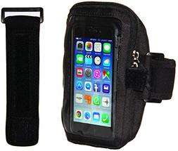 Cell Phone Armband for Running & Exercise - Workout Holder w