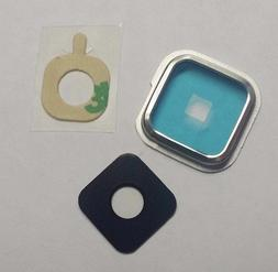 Back Rear Camera Glass Lens Cover Replacement Parts For Sams