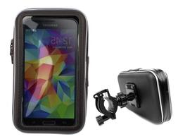 DURAGADGET Bike / Motorcycle Handlebar Mount + Phone Holder