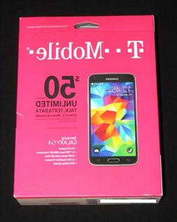 brand new sealed t mobile galaxy s5
