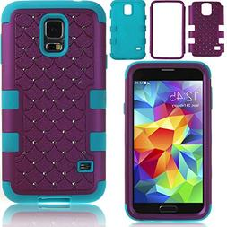 Case for Samsung Galaxy S5,Cover for Galaxy S5,Case for Sams