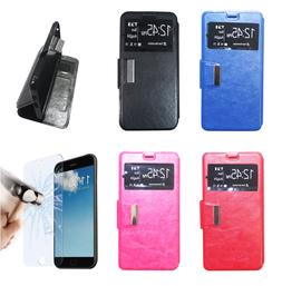 """Case Cover Flip Support Window For Samsung Galaxy S5  5.1"""""""