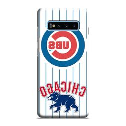 CHICAGO CUBS Samsung Galaxy S4 S5 S6 S7 Edge S8 S9 S10 Plus