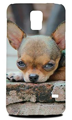 Chihuahua Dog 13 Hard Phone Case Cover for Samsung Galaxy S5