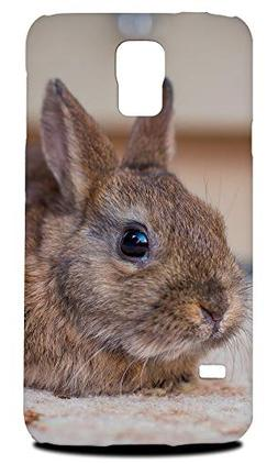 Cute Rabbit Bunny 15 Hard Phone Case Cover for Samsung Galax
