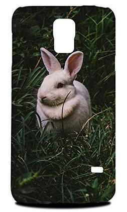 Cute Rabbit Bunny 4 Hard Phone Case Cover for Samsung Galaxy