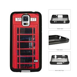BleuReign Detailed Europe Phonebooth TPU RUBBER SILICONE Pho