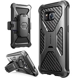 i-Blason Dual Layer Combo Holster Cover Case for Samsung Gal