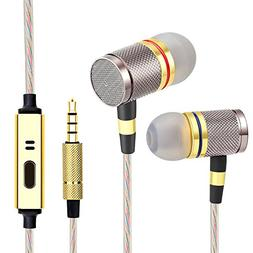Earbuds with Mic for Samsung Earbuds with Microphone Samsung