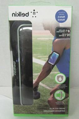 BELKIN Sport Fit Plus Armband Arm Band for Samsung Galaxy No