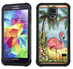 Flamingo - Maximum Protection Case / Cover with Cushioned Co