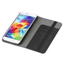 Poetic FlipBook【PU Leather】Flip Cover Stand Case For Sam