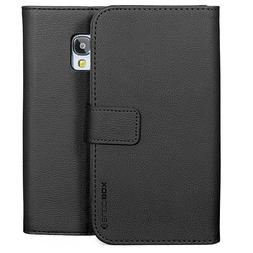 for Samsung Galaxy S5 Active Case Premium Leather Card Slot