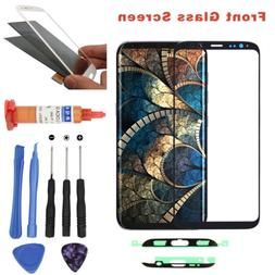 Front Glass Lens Screen Replacement For Samsung Galaxy S5/S6