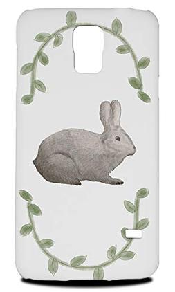 Fun Classic Cute Bunny Rabbit Hard Phone Case Cover for Sams